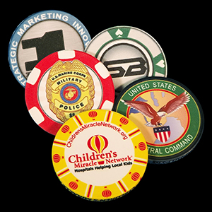 Military poker chip challenge coins best western casino las vegas